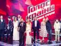 Голос країни: Стали известны полуфиналисты шоу