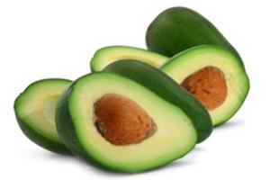 Разные сорта авокадо выглядят по-разному