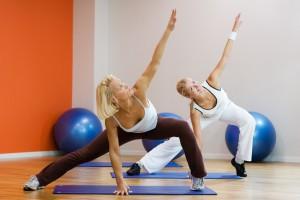 Чтобы иметь идеальные формы, нужно регулярно тренироваться