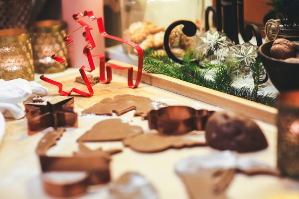 Рецепт                  Готовим медовые рождественские пряники