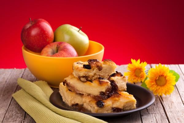 Рецепт                  Великий пост 2015: Хлебный пудинг от Джейми Оливера