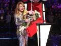 Голос країни 7: Тина Кароль отметила свой день рождения на сцене проекта