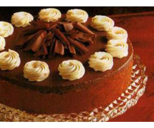 Рецепт                  Торт с шоколадом