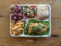 Как обедают школьники в разных странах