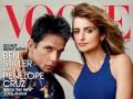 Пенелопа Крус и Бен Стиллер украсили новую обложку Vogue