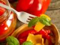 Как приготовить маринованный болгарский перец