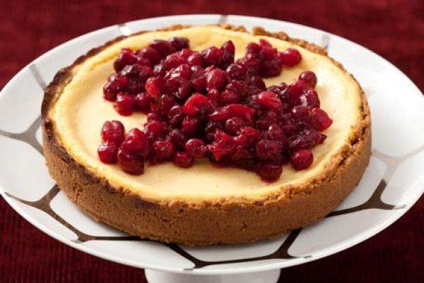 Рецепт                  Воскресный завтрак: Зимний чизкейк от Юлии Высоцкой