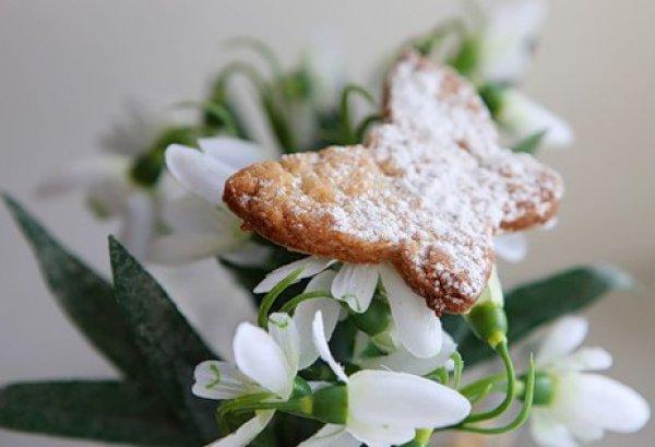 Рецепт                  Постное печенье на рассоле
