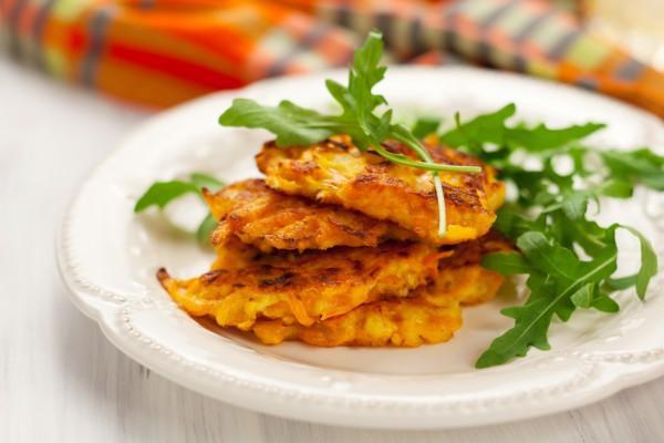 Рецепт                  Постные морковные котлеты