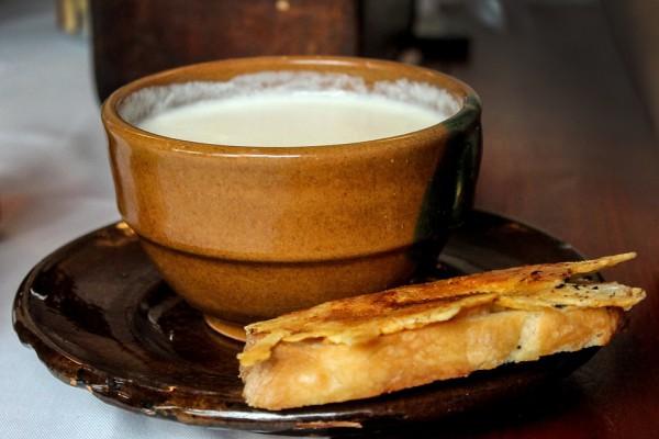 рецепт крем супа из курицы и сливок