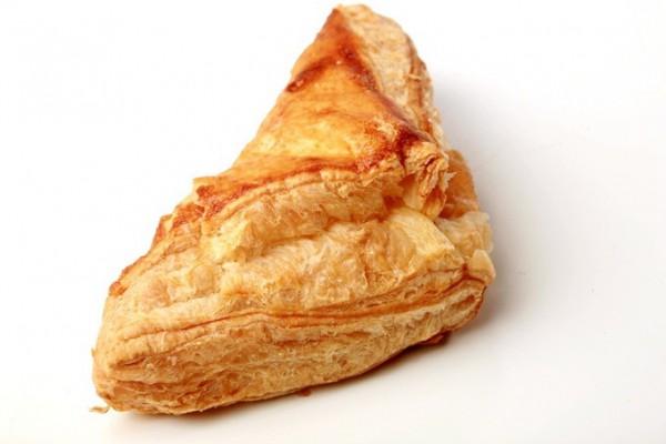Рецепт                  Яблочные слойки с корицей