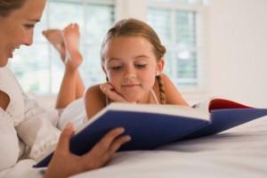 Чтобы твой ребенок хотел читать, давай ему интересные книги