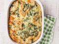 Пирог со шпинатом: ТОП-5 весенних рецептов