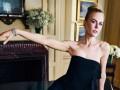 Николь Кидман подчеркнула голубые глаза в роскошной фотосессии