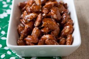 Орешки в меду