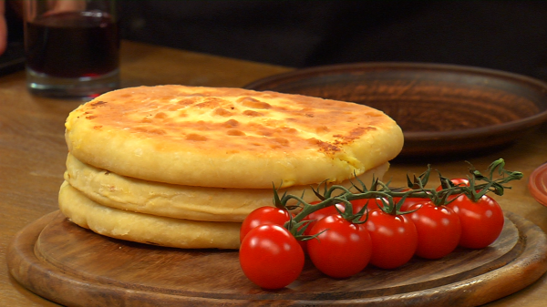 Хачапури: рецепт с фото