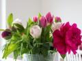 Лайфхак: как красиво разместить цветы в вазе
