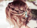 Косы, которые выглядят круто на коротких волосах