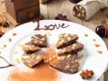 Как приготовить шоколадную колбаску с орехами и печеньем