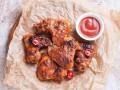 Куриные крылышки на гриле: три вкусные идеи