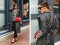 Весенние образы модниц в тренчах: Street style