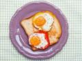 Как приготовить яичницу в перце (ВИДЕО)