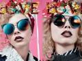 Марго Робби и Кара Делевинь примерили ретро-образы в фотосессии для Love