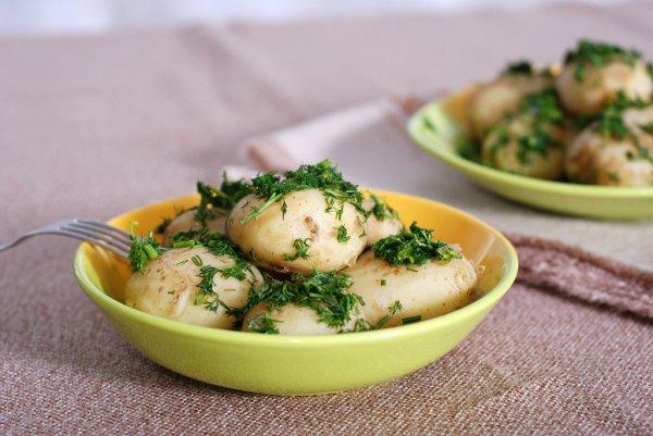 Рецепт                  Блюда из картофеля: ТОП-5 необычных гарниров