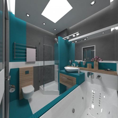 Короб в ванной