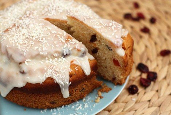 Рецепт                  Польский пасхальный кулич