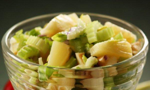 Рецепт                  Салат из сельдерея