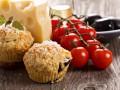 Несладкие кексы на завтрак: три вкусные идеи