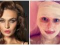 Instagram-мания: Звезды фотографируются с масками для лица