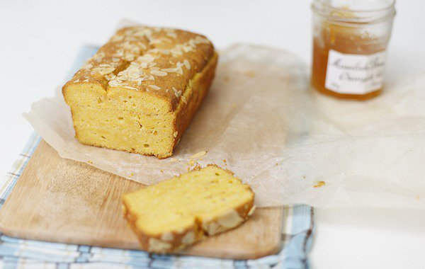 Рецепт                  Морковный кекс с апельсиновым мармеладом
