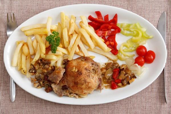 Рецепт                  Куриные бедрышки в пивном соусе