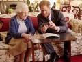 Елизавета II и принц Гарри ответили на шуточное видео Барака Обамы