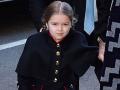 Дочь Бекхэмов опередила принца Джорджа в рейтинге детей
