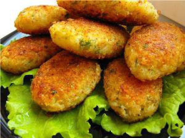 Рецепт                  Котлеты из капусты