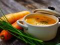 Постный морковный суп: три вкусные идеи