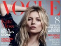 Кейт Мосс в 37-й раз снялась для обложки Vogue