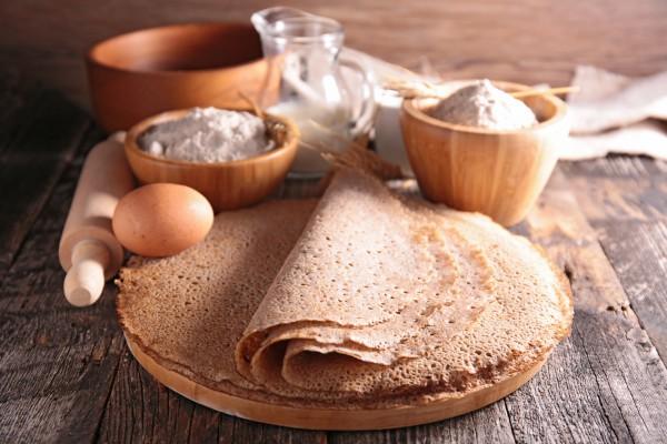 Рецепт                  Масленица 2015: Рецепт блинов на воде и кефире