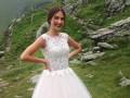 Победительница шоу Холостяк 6 примерила свадебное платье