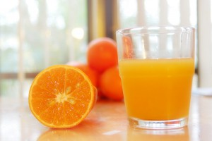 Апельсиновый фреш подарит тебе бодрость на весь день