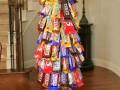 Как сделать новогоднюю елку из конфет на Новый год