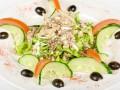 Салат из тунца к 8 марта