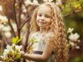 Выпускной в детском саду: прически для девочек