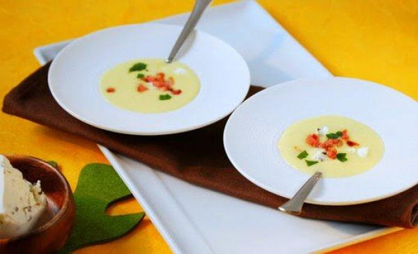Рецепт                  Французский картофельный суп