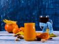 Тыквенный джем с апельсином
