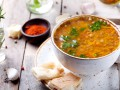 Постный суп из чечевицы: три вкусные идеи