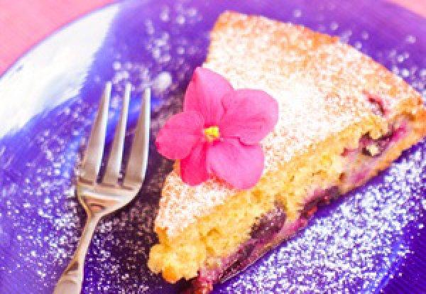 Рецепт                  Виноградный пирог от Джейми Оливера